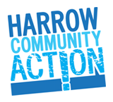 Harrow Community Action Logo